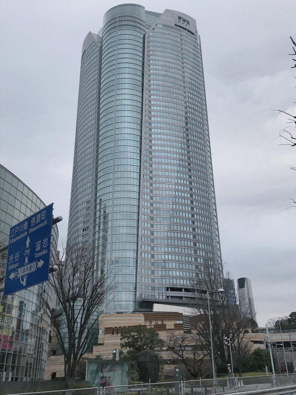 東京建物散歩~六本木ヒルズ~