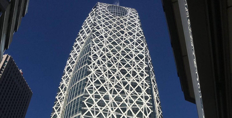 東京建物散歩~コクーンタワー~