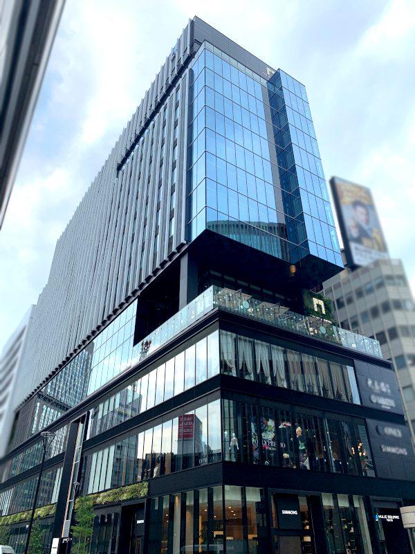 東京建物散歩~ヒューリックスクエア東京~