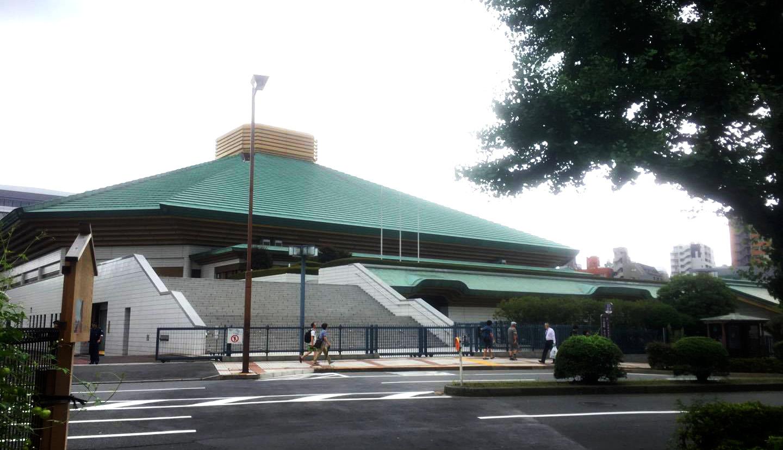 東京建物散歩~両国国技館~