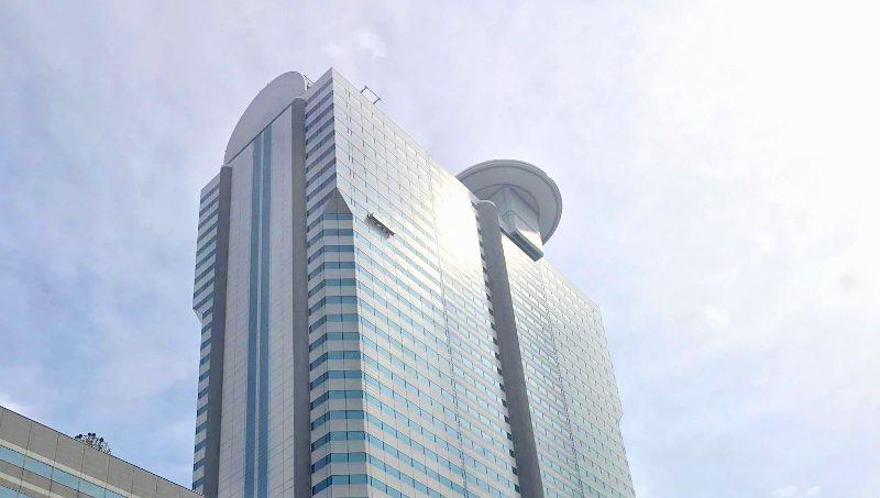 東京建物散歩~新宿アイランドタワー~