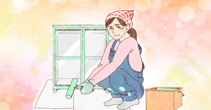 「DIY女子」増加中~。工作には図面の知識やCADスキルが生かせます!