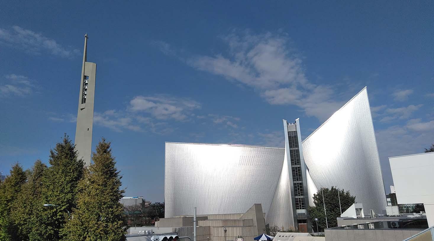 東京建物散歩~カトリック東京カテドラル関口教会~